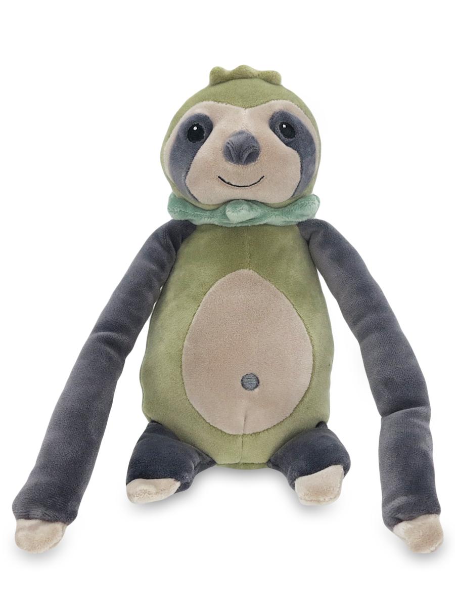 Мягкая игрушка Ленивец (27см)