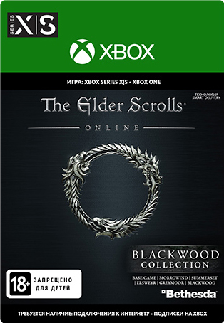 Фото - The Elder Scrolls Online Collection: Blackwood [Xbox, Цифровая версия] (Цифровая версия) the elder scrolls online morrowind upgrade дополнение [ps4 цифровая версия] цифровая версия