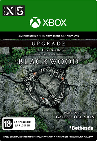 Фото - The Elder Scrolls Online: Blackwood. Upgrade. Дополнение [Xbox, Цифровая версия] (Цифровая версия) the elder scrolls online morrowind upgrade дополнение [ps4 цифровая версия] цифровая версия