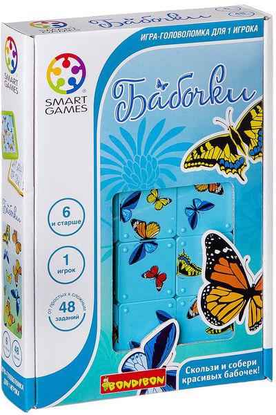 Настольная игра Бабочки