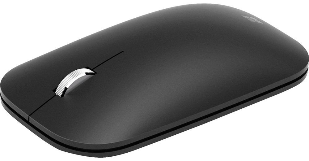 Мышь Microsoft Bluetooth Mobile Mouse Black беспроводная для PC