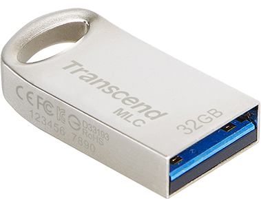 USB-накопитель Transcend 3.1 JetFlash 720S 32GB (Silver)