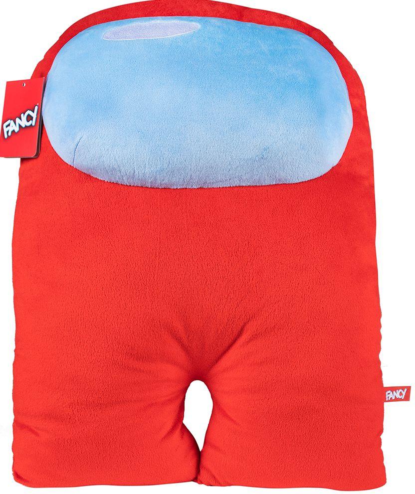 Мягкая игрушка Among Us: Космонавт (красный 2)
