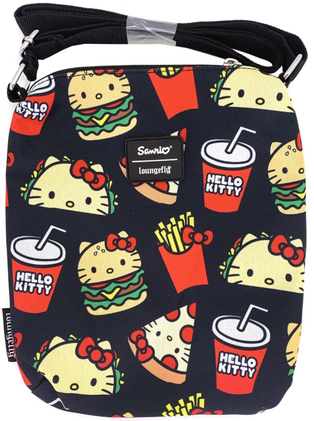printio сумка hello kitty Сумка Hello Kitty: Snacks