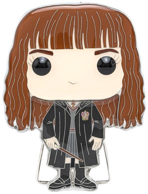 Значок Funko Pop Pin: Harry Potter – Hermione Granger Large Enamel Pin недорого