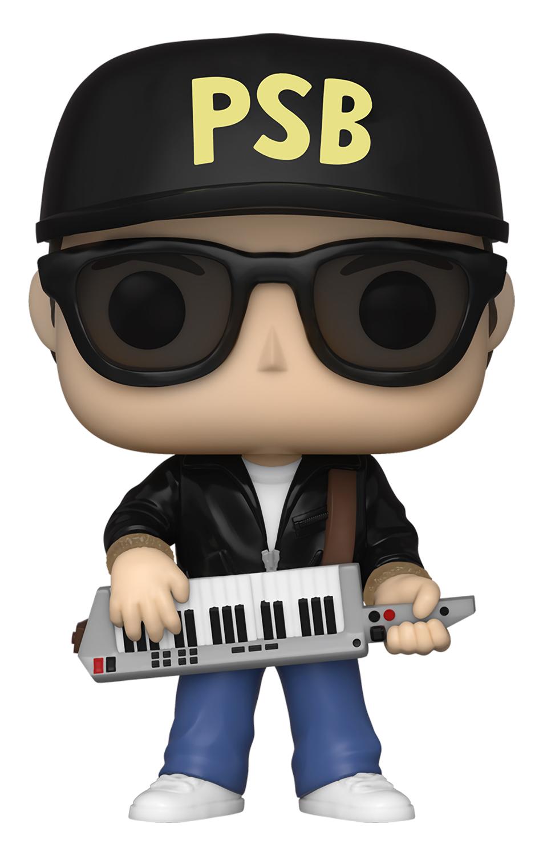 adam lowe chris kelso terror scribes Фигурка Funko POP Rocks: Pet Shop Boys – Chris Lowe (9,5 см)