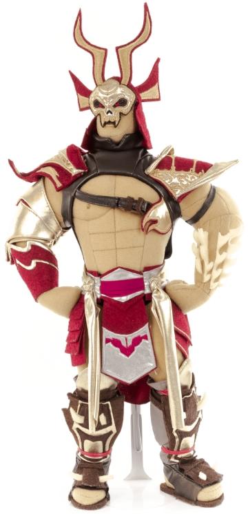 Мягкая игрушка Mortal Kombat: Shao Kahn (43 см)