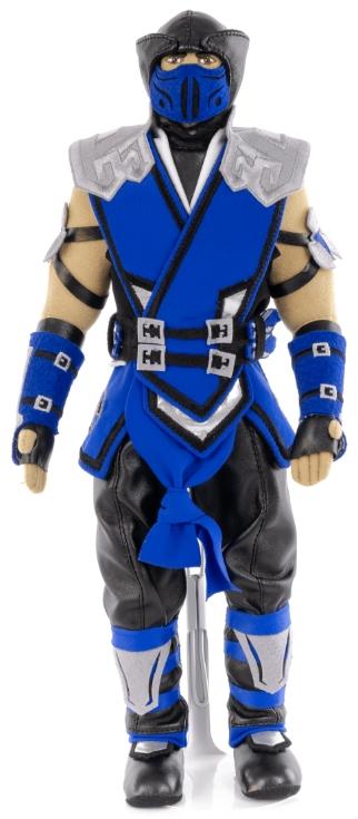 Мягкая игрушка Mortal Kombat: Sub-Zero (34 см)