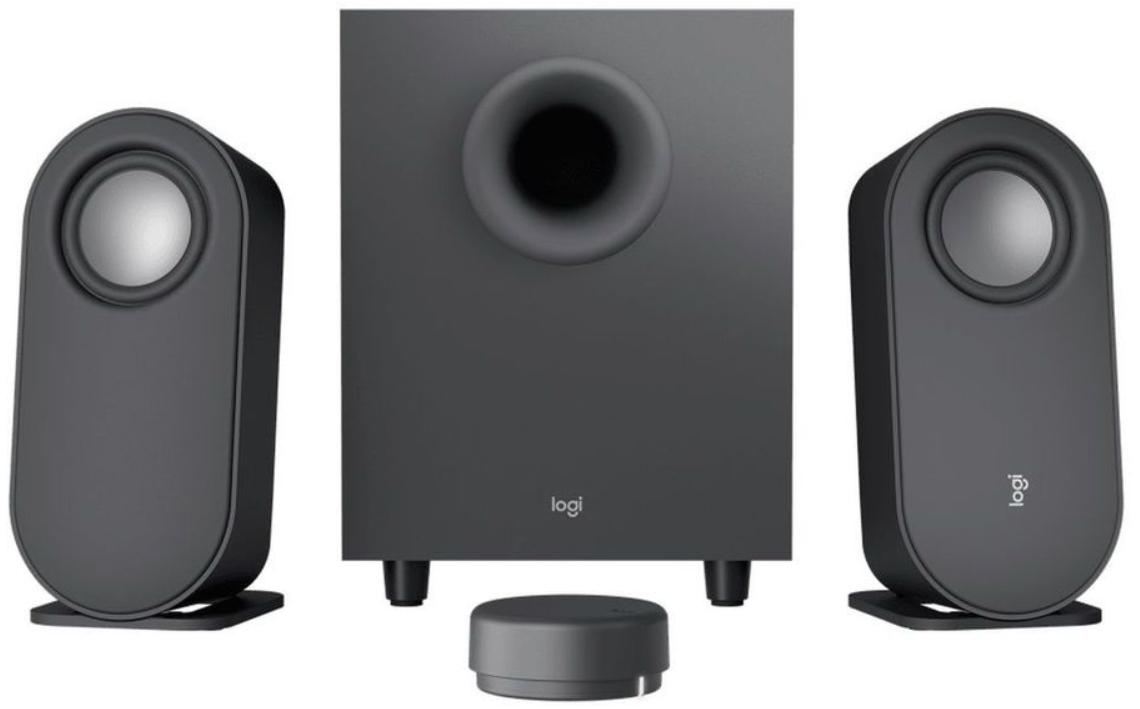 Колонки Logitech Speakers Graphite Z407-Bluetooth для PC