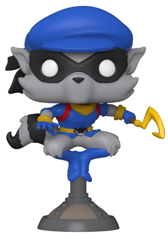 Фото - Фигурка Funko POP Games: PlayStation Sly Cooper – Sly Cooper Exclusive (9,5 см) фигурка funko pop voltron вольтрон 37975