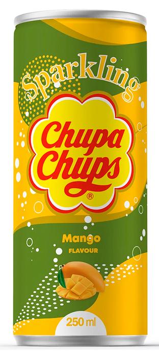 Напиток газированный Chupa Chups Вкус манго (250мл)