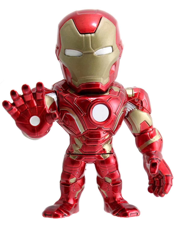 alex irvine phase three marvel s captain america civil war Фигурка Marvel Captain America: Civil War – Iron Man Metalfigs 4
