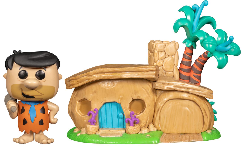 Фото - Фигурка Funko POP Town: The Flintstones – Fred Flintstone With House фигурка funko pop voltron вольтрон 37975