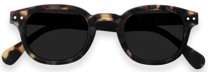Очки Izipizi Junior Оправа #C черепаховые солнцезащитные