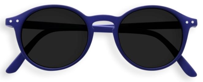 Очки Izipizi Junior Оправа #D тёмно-синие солнцезащитные