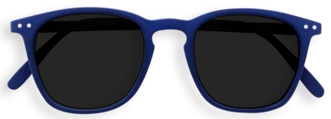 Очки Izipizi Junior Оправа #E тёмно-синие солнцезащитные
