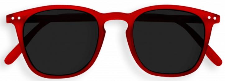Очки Izipizi Junior Оправа #E красные солнцезащитные