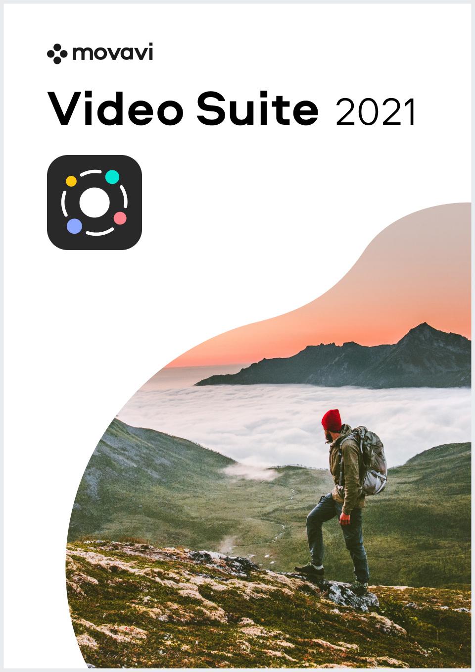 Movavi Video Suite 2021. Персональная лицензия. Подписка на 1 год [PC, Цифровая версия] (Цифровая версия)