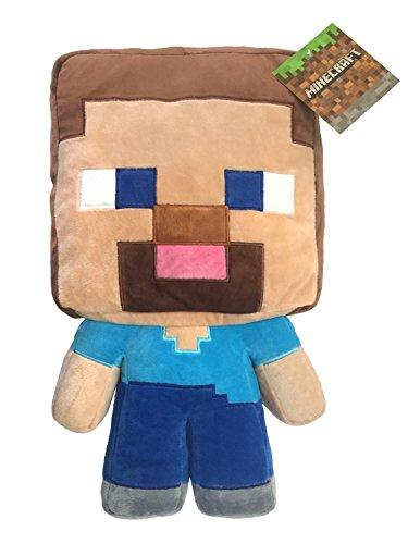 Мягкая игрушка-подушка Minecraft Steve (38 см)
