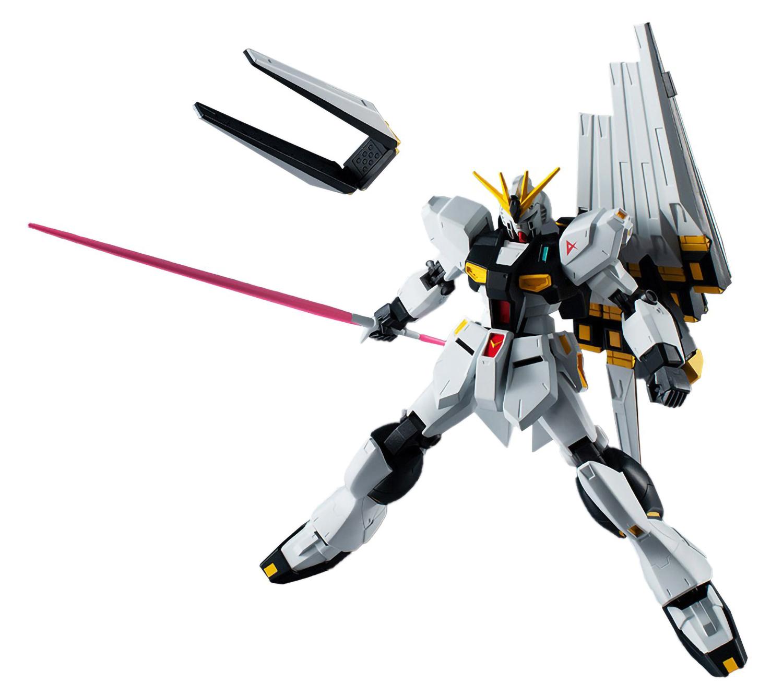Фигурка Gundam Universe: Mobile Suit Gundam Chars Counterattack RX-93 V Gundam (15 см)