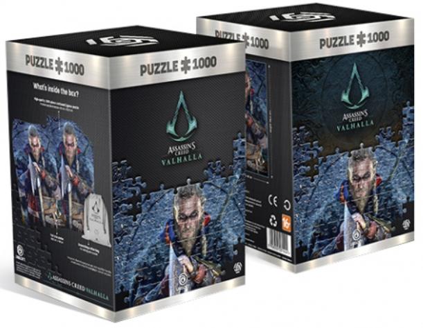 Пазл Assassins Creed Valhalla – Eivor (1000 элементов)