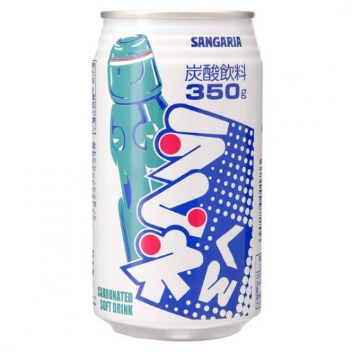 Напиток газированный Sangaria Ramune Soda (350 мл)