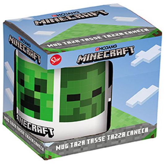 Кружка Minecraft (325 мл)