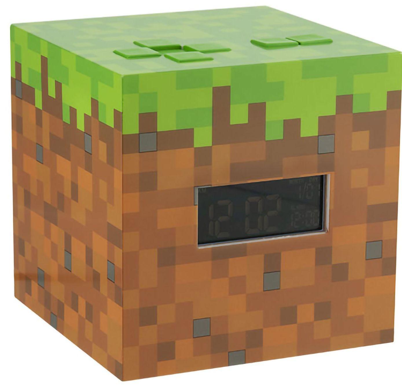 Будильник Minecraft: Alarm Clock