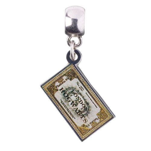 Шарм-подвеска Harry Potter – Hogwarts Express Ticket / Билет на Хогвартс Экспресс