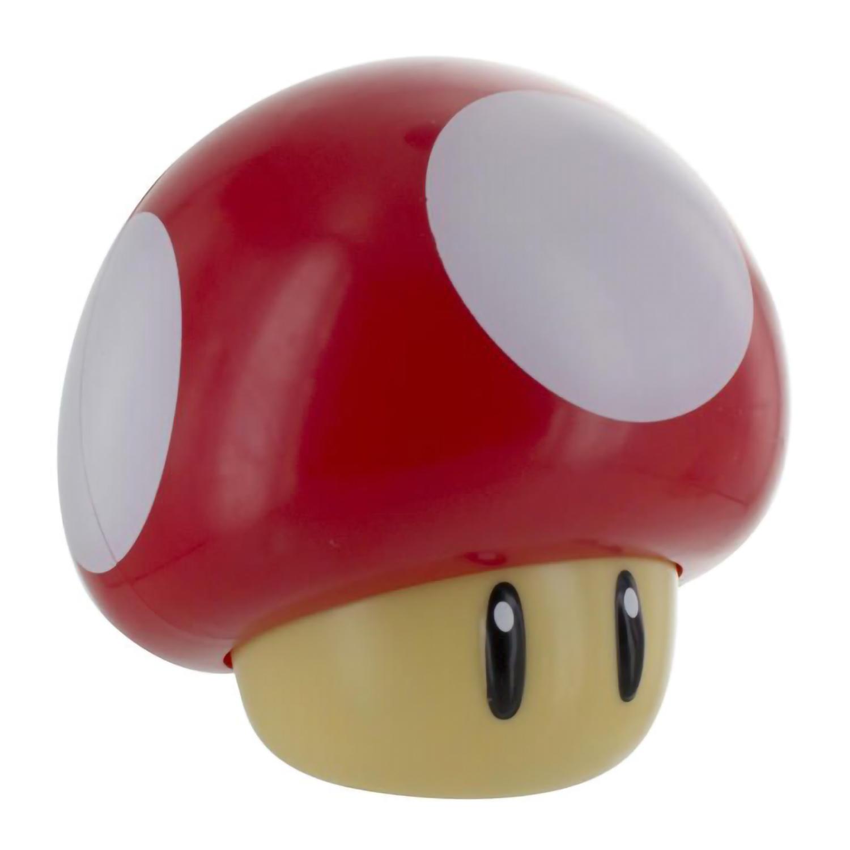 Светильник Super Mario – Mushroom