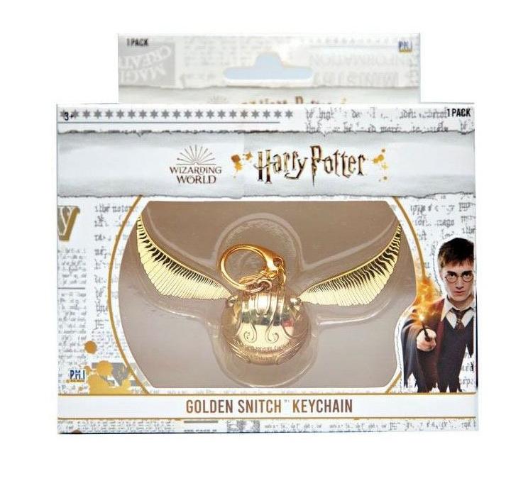 Брелок Harry Potter: Золотой Снитч