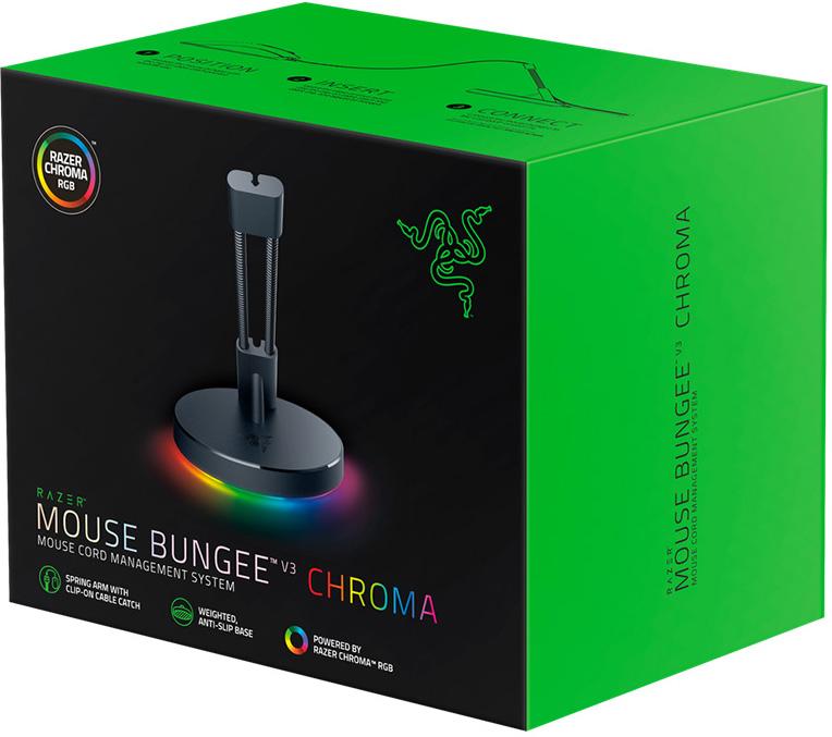 Держатель для кабеля мыши Razer Mouse Bungee V3 Chroma