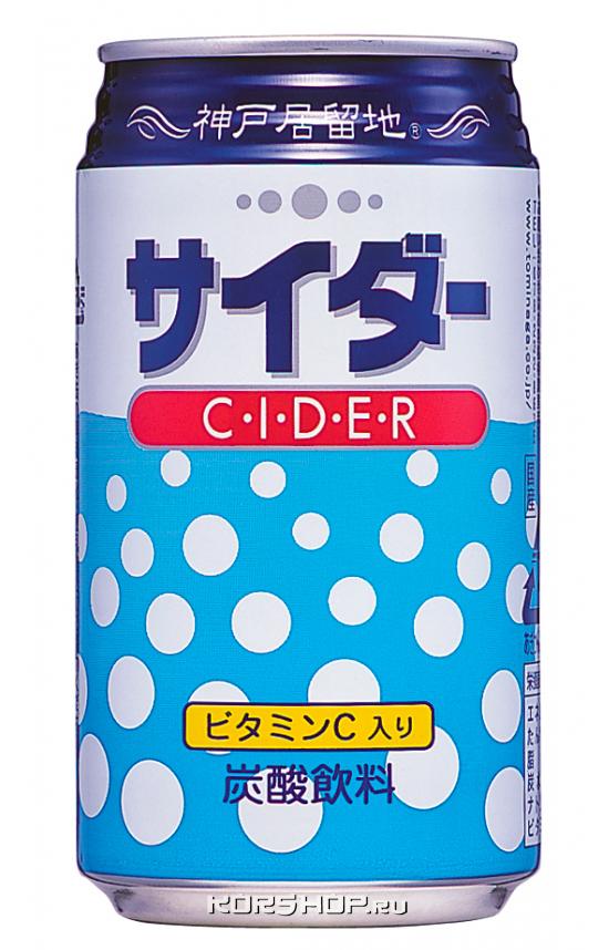 Напиток газированный Tominaga Вкус сидра (350 мл)