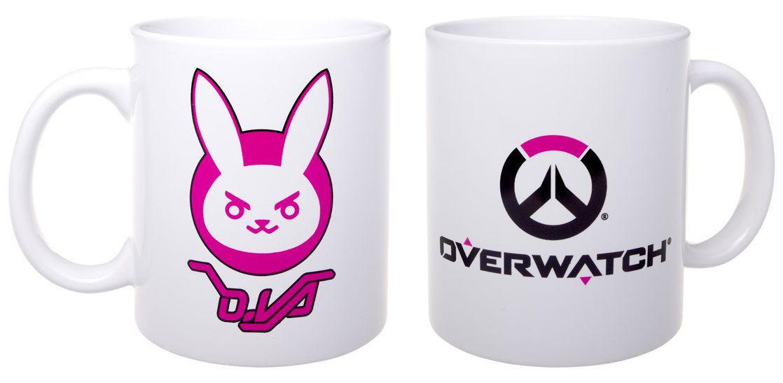 Кружка Overwatch: D.Va