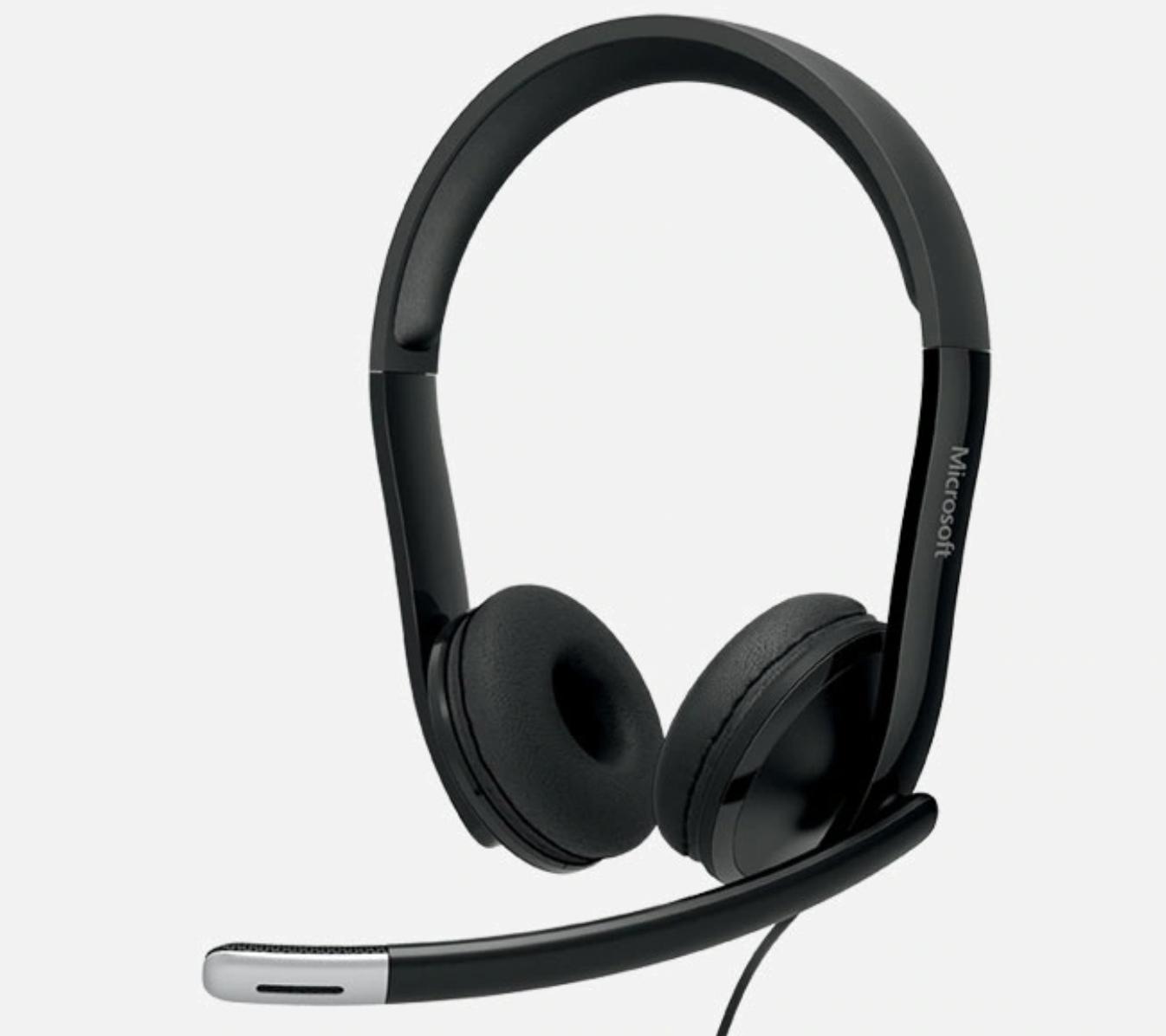 Гарнитура Microsoft LifeChat LX-6000 for business проводная для PC
