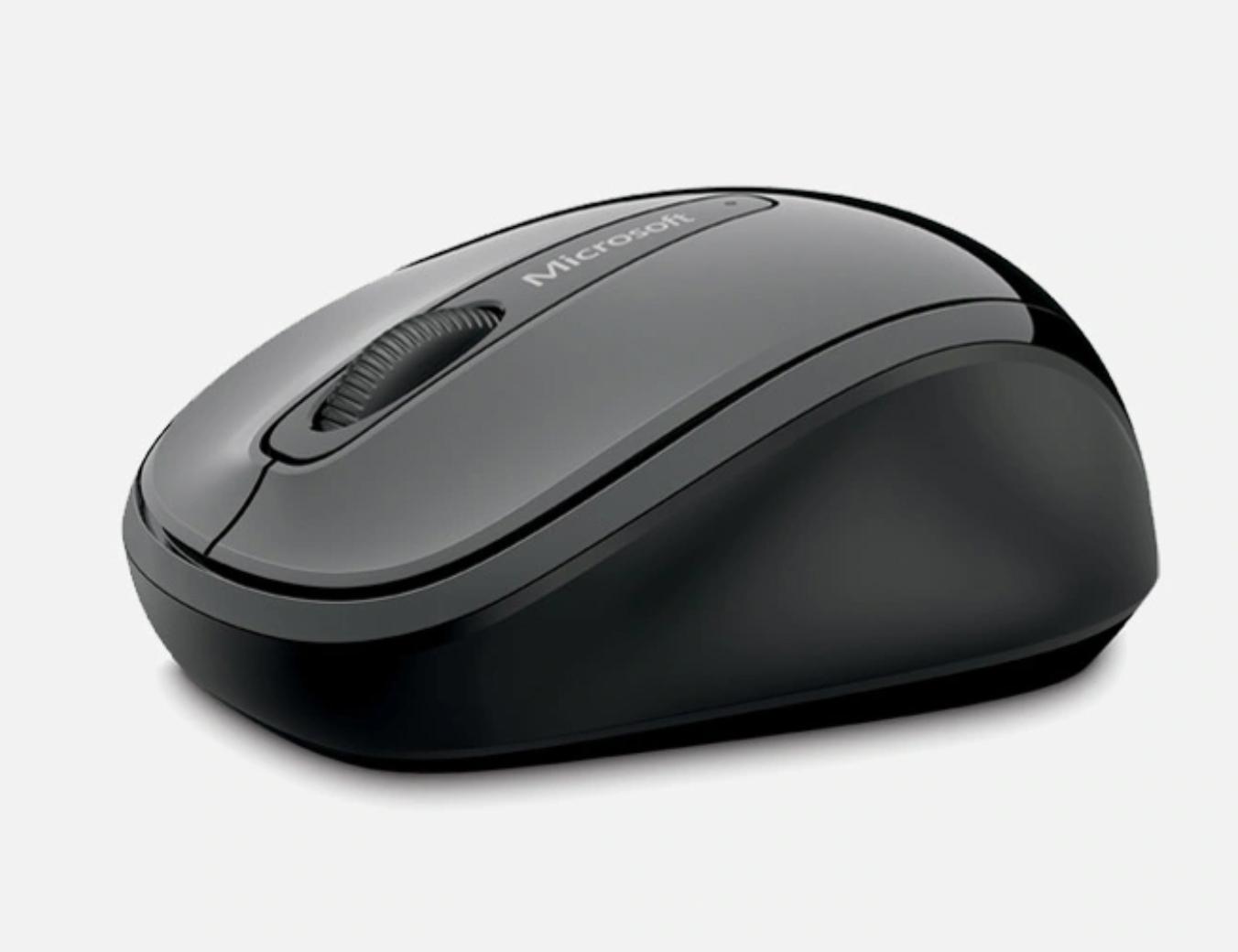 Мышь Microsoft Wireless Mobile Mouse 3500 беспроводная для PC