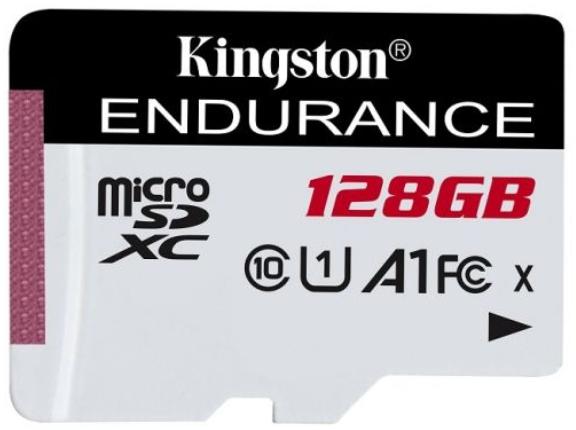 Карта памяти Kingston microSDHC 128GB (SDCE/128GB)