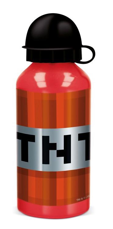 Бутылка Майнкрафт Металлическая (400 мл)