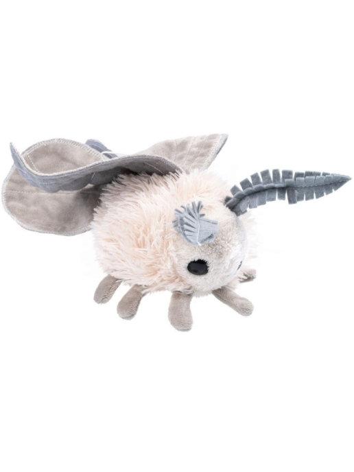 Мягкая игрушка Моль Серая