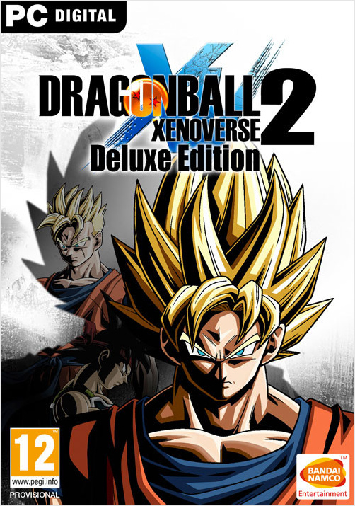 Dragon Ball Xenoverse 2. Deluxe Edition (Цифровая версия)