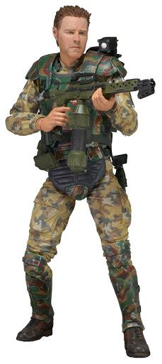Фигурка Aliens Series 2 Sgt. Windrix (18 см)Фигурка Aliens Series 2 Sgt. Windrix изображает отважного сержанта Крэйга Виндрикса &amp;ndash; героя популярного фильма &amp;laquo;Чужие&amp;raquo;.<br>