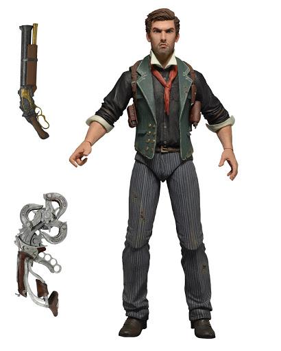 Фигурка Bioshock Infinite. Booker Dewitt (18 см) bioshock infinite цифровая версия