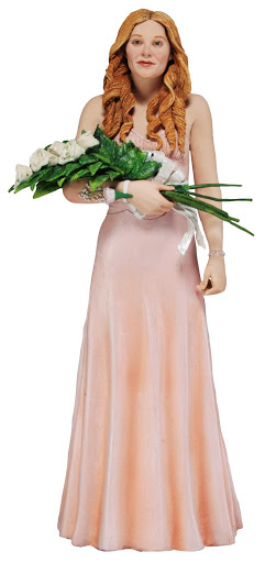 Фигурка Carrie Series 1 Carrie White (Prom Version) (18 см) carrie свитер