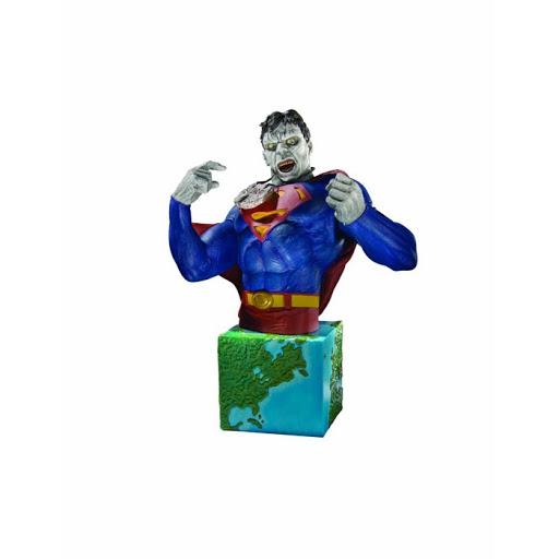 Фигурка Heroes Of The DC Universe Bizarro Bust (15 см) фигурка heroes of the storm tyrael 17 см
