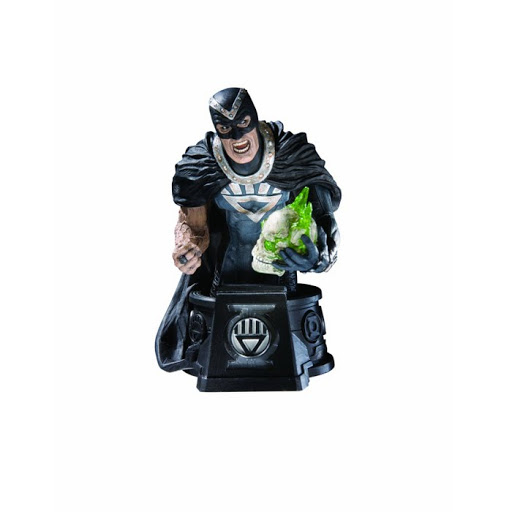 Фигурка Heroes Of The DC Universe Blackest Night Black Hand Bust (14 см)Фигурка Heroes Of The DC Universe Blackest Night Black Hand Bust воплощает собой Black Hand &amp;ndash; персонажа популярной игры.<br>