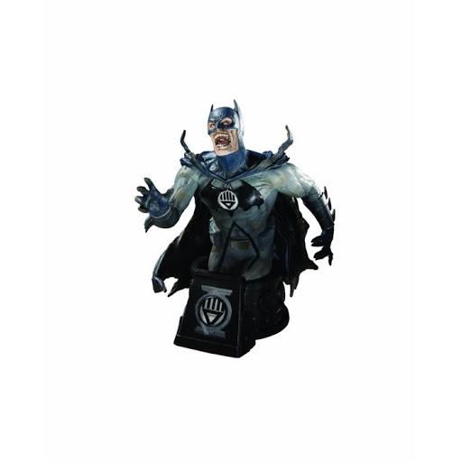 Фигурка Heroes Of The DC Universe Blackest Night Black Lantern Batman Bust (14,5)Фигурка Heroes Of The DC Universe Blackest Night Black Lantern Batman Bust создана по мотивам популярного фильма.<br>