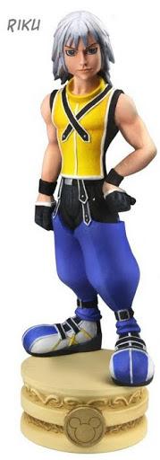 Фигурка Kingdom Hearts Riku (15 см)