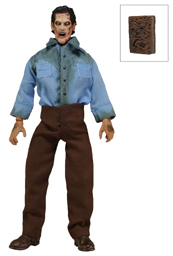 Фигурка-кукла Evil Dead 2. Deadite Ash (20 см) neca the evil dead ash vs evil dead ash williams eligos pvc action figure collectible model toy 18cm kt3427