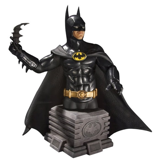 Фигурка Michael Keaton as Batman Bust (15 см) от 1С Интерес