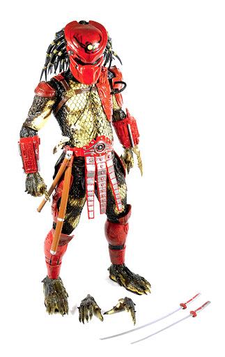 Фигурка Predators 2. Series 3. Big Red (46 см)